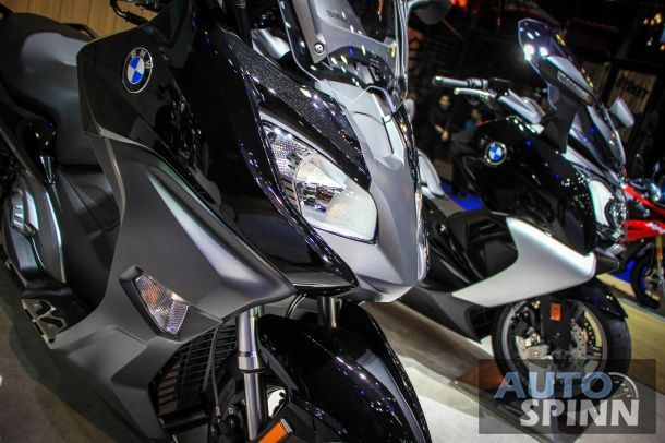 [BIMS2016] BMW C650GT และ C650Sport สองสกู๊ตเตอร์หรูดูตรงไหนก็พรีเมี่ยมราคาเยี่ยม 5.25 แสนบาท