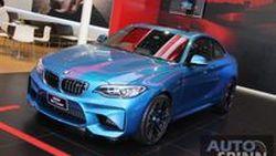 [BIMS2016] BMW M2 น้องเล็กตัวจี๊ด ที่พกขุมพลังมาถึง 370 แรงม้า พร้อมเคาะราคา 5.999 ล้านบาท