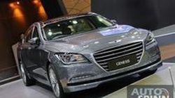 [BIMS2016] Hyundai Genesis รถยนต์หรูระดับพรีเมี่ยมจากแดนโสม ที่มาพร้อมเทคโนโลยีอัดแน่น