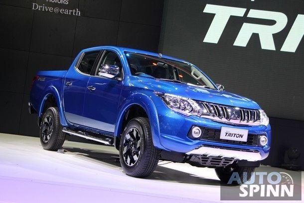 [BIMS2016] New Mitsubishi Triton Limited Edition แต่งหล่อ ออพชั่นแน่น พร้อมสีใหม่สดใสกว่าเดิม
