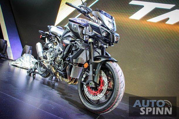[BIMS2016] Yamaha MT-10  เร้าจิตวิญญาณแห่งรัตติกาลของคุณกับที่สุดแห่งเน็กเก็ตพลังสปอร์ต