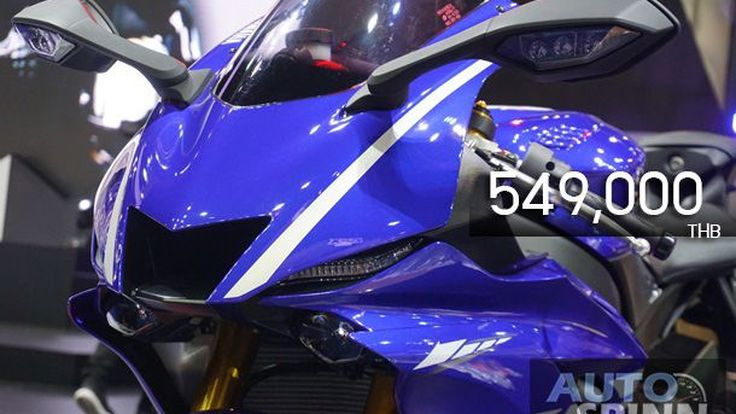 [BIMS2017] 2017 Yamaha YZF-R6 การกลับมาของซูเปอร์สปอร์ตระดับตำนาน