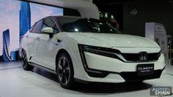 [BIMS2018] Honda Clarity ยนตรกรรมพลังงานสะอาดจากไฮโดรเจน
