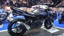[BIMS2018] หล่อเพรียวบางประจำค่าย Suzuki SV650X กับราคาค่าตัวที่ 2.99 แสนบาท