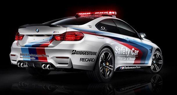 BMW จับ BMW M4 สวมชุด รับบท Safety Car ในการแข่งขัน MotoGP
