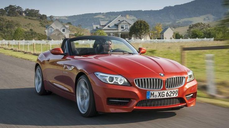 BMW ยืนยันรถสปอร์ต Z4 รุ่นใหม่ใช้เครื่องยนต์ 6 สูบ