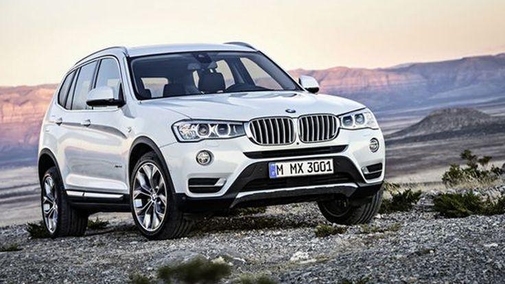 BMW เตรียมเปิดตัว X3 รุ่นใหม่ มาพร้อมรุ่นปลั๊กอินไฮบริดและรหัสแรง X3 M