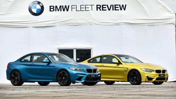 BMW ยกทัพหลากซีรี่ส์ พร้อมนวัตกรรม BMW ConnectedDrive เปิดประสบการณ์ยนตรกรรมด้านเทคโนโลยีการบริการสู่โลกแห่งอนาคต