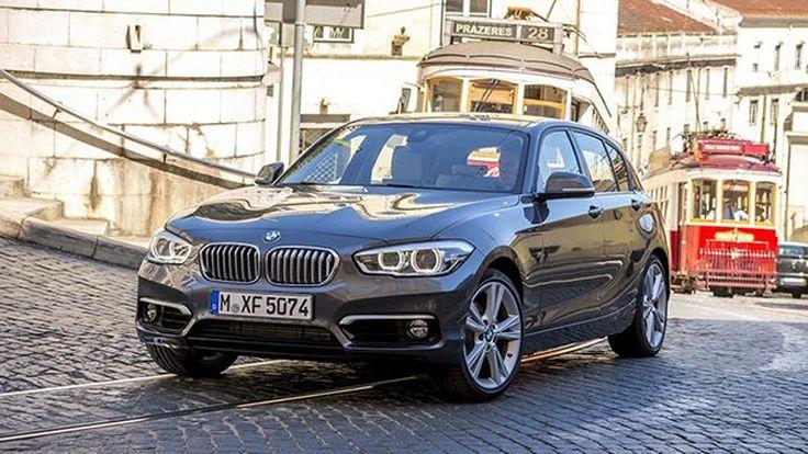 BMW เตรียมยกเครื่องปรับปรุง 1-Series ขนานใหญ่