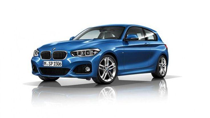 ยลโฉม BMW 1-Series ปรับโฉมครั้งใหญ่ เน้นดึงดูดสายตามากขึ้น