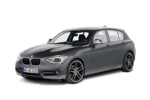 BMW 1-Series F20 ถึงตัวจะเล็ก แต่สมรรถนะใหญ่ จัดให้โดย AC Schnitzer