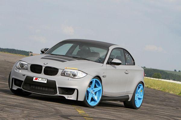 BMW 1-Series M Coupe แต่งแปลกตาโดย LEIB Engineering