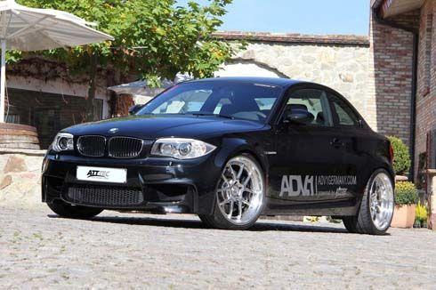 BMW 1-Series M Coupe ปรับแต่งเพิ่ม เติมสไตล์ โดย ATT-TEC