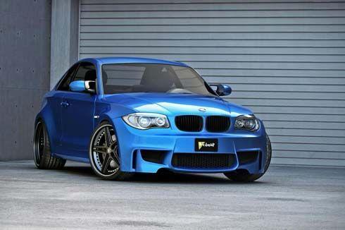 BMW 1-Series M Coupe รถแต่งตัวเล็ก สมรรถนะโตที่ 419 แรงม้า
