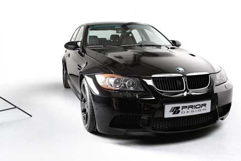 สวยจัด! BMW 3-Series E90 แต่งสไตล์ wide body โดย Prior Design
