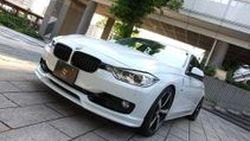 BMW 3-Series F30 Sedan โฉมใหม่ แต่งสปอร์ตถึงใจโดย 3D Design