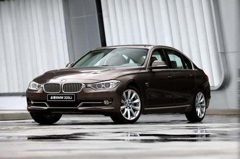 BMW เอาใจลูกค้าจีน เล็งเปิดตัว 3-Series รุ่นฐานล้อยาวที่งาน Auto China Show 2012