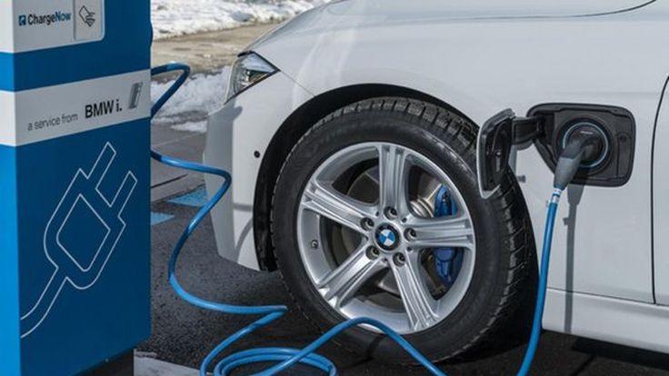 BMW 3-Series เจนต่อไปจะมีเวอร์ชั่นพลังงานไฟฟ้า