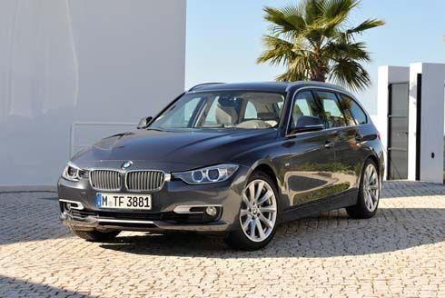เผยโฉมแล้ว! BMW 3-Series Sport Wagon รุ่นปี 2013 ครั้งนี้มาทั้งเบนซินและดีเซล