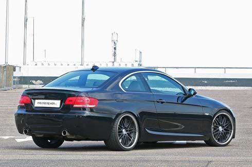 BMW 335i Black Scorpion รถแต่งจาก MR Car Design เพิ่มกำลังม้าขึ้นอีก 98 ตัว