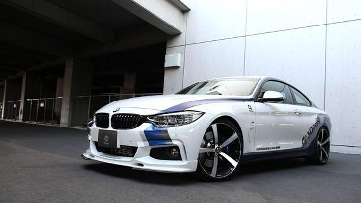 BMW 4-Series Coupe & Convertible แต่งสวยสะดุดตา ฝีมือ 3D Design