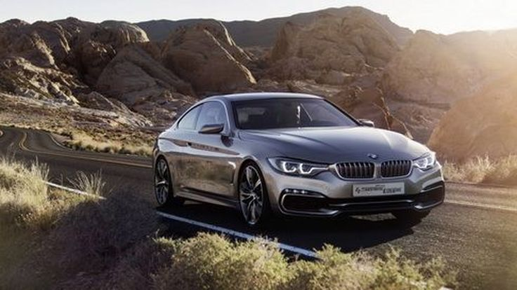 หลุดภาพชุดแรก BMW 4-Series Coupe สปอร์ตคูเป้รุ่นใหม่ล่าสุด