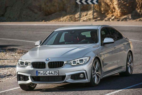 อย่างเท่ BMW 4-Series Gran Coupe ความสะดวกสบายที่เพิ่มขึ้น