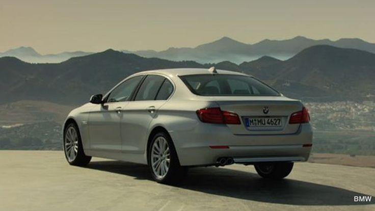 BMW ย้อนชม 5-Series ตัวถัง F10 ประสบความสำเร็จสูงสุดในประวัติศาสตร์