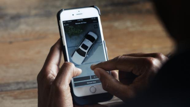 BMW 5 Series รุ่นใหม่มาพร้อมฟังก์ชั่น Remote 3D View ดูบรรยากาศรอบตัวรถผ่านมือถือ