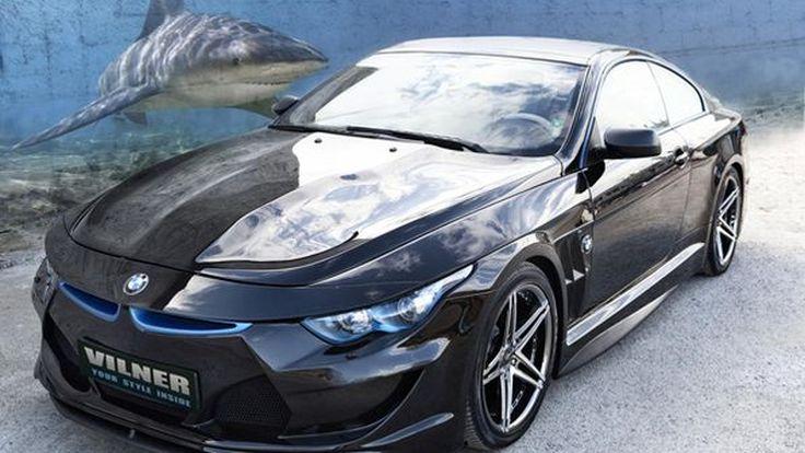 BMW 6-Series Bullshark แต่งเน้นความโหดดุดันโดย Vilner