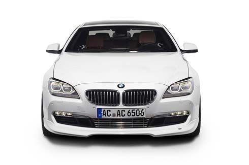 BMW 6-Series Coupe แต่งโดย AC Schnitzer เท่ทะลุพิกัดที่งาน Essen Motor Show