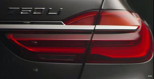 นับถอยหลัง BMW 7-Series เตรียมเปิดตัว 10 มิถุนายนนี้