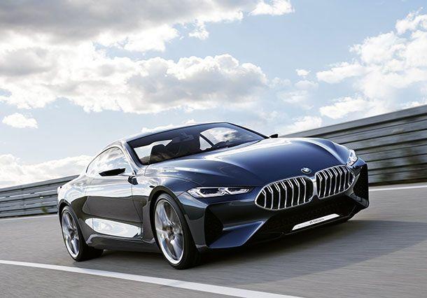 BMW คอนเฟิร์มผลิต 8-Series ออกจำหน่ายจริงปี 2018