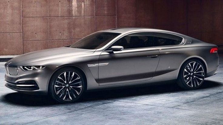 BMW Series 8 เตรียมเผยโฉมโชว์ความหรูหราภูมิฐานบนตัวถัง Coupe ในปี 2020 นี้