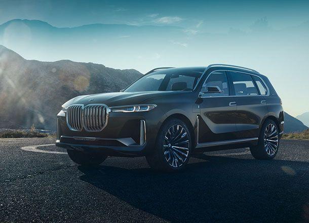 BMW พิจารณาแผนการผลิต X8 อาจเปิดตัวภายในปี 2020