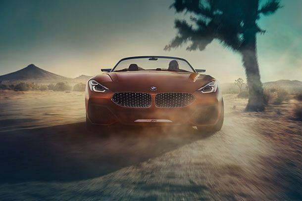 BMW ปฏิเสธข่าวการพัฒนา Z4 M รุ่นสมรรถนะสูง