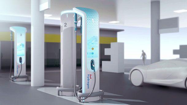 BMW อวดโฉมสถานีเติมเชื้อเพลิงไฮโดรเจนแห่งอนาคต