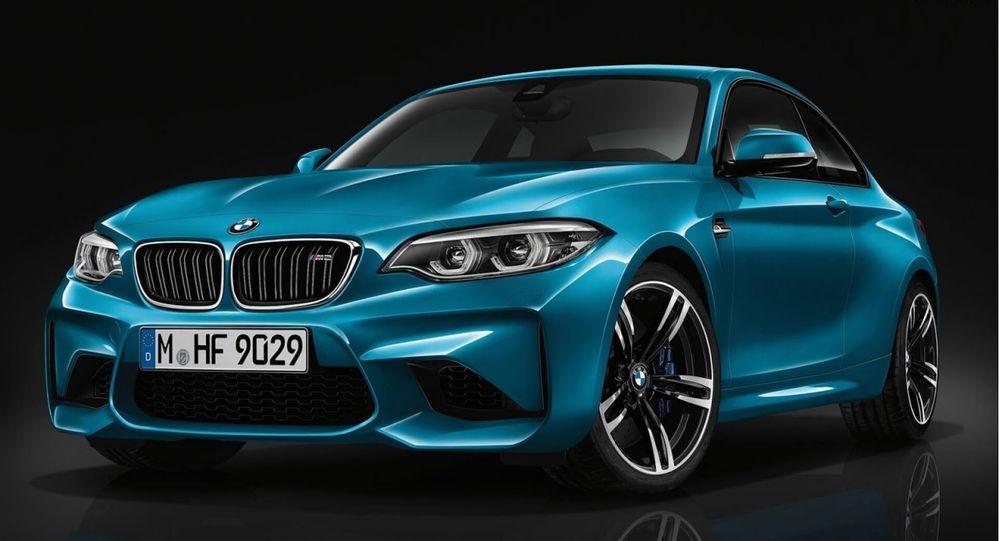 BMW เตรียมเปิดตัว New M2 ที่มาพร้อมขุมพลังใหม่ 3.0 ลิตร 400 แรงม้า ในเดือนเมษา 2018 นี้