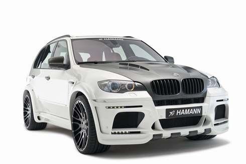 BMW Flash Evo M เอสยูวีแต่งจาก Hamann ใช้ X5 M เป็นพื้นฐาน เพิ่มม้าได้ถึง 670 ตัว