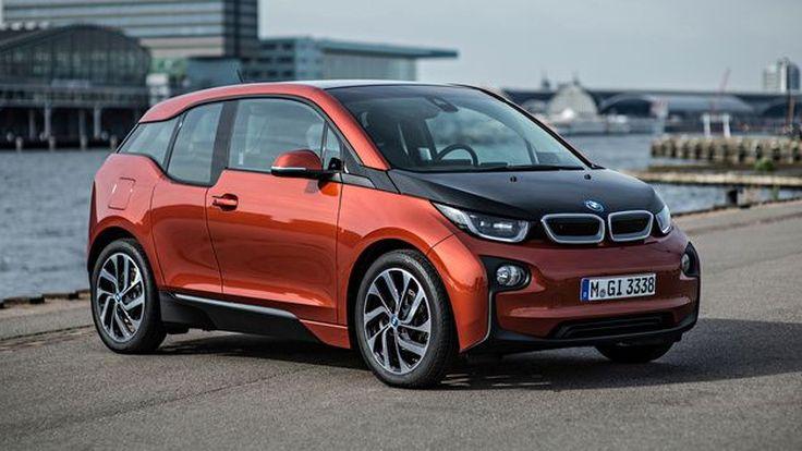 """BMW หวั่นราคาน้ำมันที่ลดฮวบฮาบส่งผลต่อยอดขายรถไฮบริด """"i3"""""""