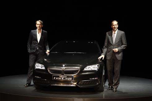 BMW Gran Coupe Concept ที่แท้ก็คือ Series 6 Gran Coupe สปอร์ทคูเป้ 4 ประตู เปิดตัวปี 2012