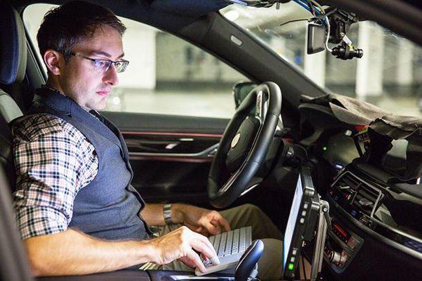 BMW Group สร้างศูนย์เทคนิคเพื่อพัฒนารถขับขี่อัตโนมัติ