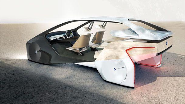 BMW อวดเทคโนโลยีแห่งอนาคตละลานตาที่งาน CES
