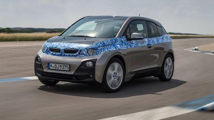 BMW i3 เคาะราคาจำหน่าย ตลาดมะกันเริ่มต้น 1.2 ล้านบาท