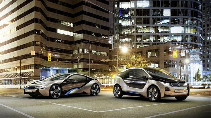 BMW i3 และ i8 ยอดขายลดลงฮวบฮาบทั่วโลก