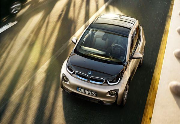 BMW i3 คว้ารางวัลรถยนต์เพื่อสิ่งแวดล้อมยอดเยี่ยมแห่งปี