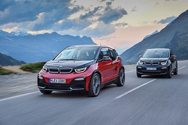 BMW แตกไลน์ i3S อัพเกรดระบบขับเคลื่อน แต่งหน้าทาปากสปอร์ตยิ่งขึ้น