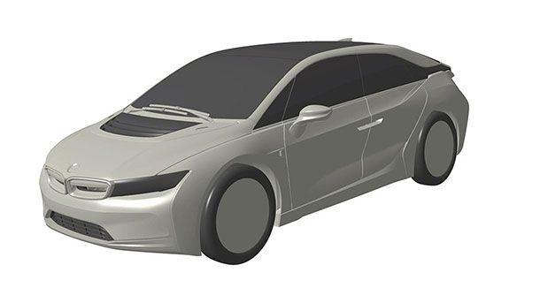 ฤานี่อาจเป็น BMW i5 รถพลังไฟฟ้ารุ่นใหม่