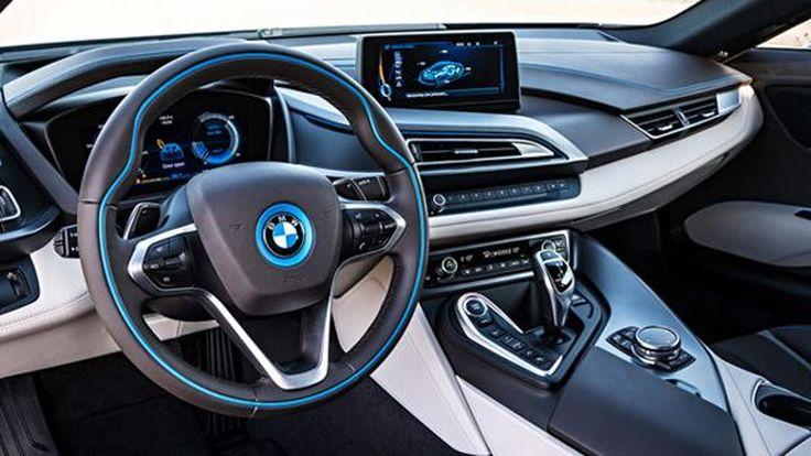 BMW เผยยอดจอง i8 กระฉูดเหนือความคาดหมาย