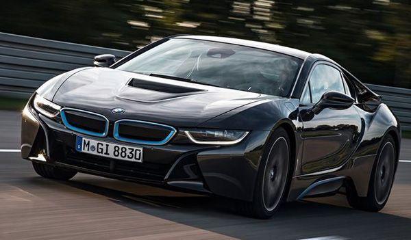 BMW i8 เตรียมขึ้นสายการผลิตจริงเดือนหน้า เผยประหยัด 20 กม./ลิตร